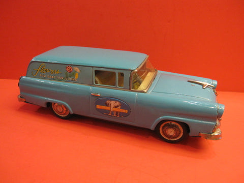 "BANDAI FORD FAIRLANE 500 ""Flowers for Gracious living"" 1956"