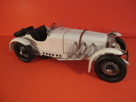 FULGUREX 1929 MERCEDES SSK 1/12° Racing car Switzerland 1969