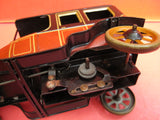 BING WIND UP CAR with 5 AUTOMATIC ROUTE 1920