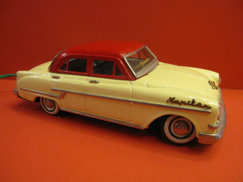 KS OPEL Kapitan Battery operated with lights 1956