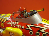 MARX FLASH GORDON Rocket Fighter 1952