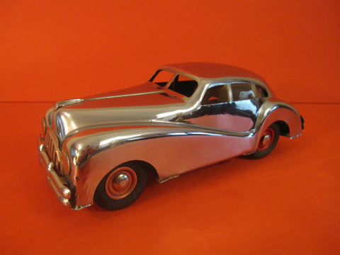VENTURA PCM Buick Coupe nickel plated wind up 1950