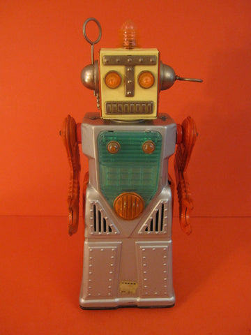 YOSHIYA Chief Robotman Robot 1962