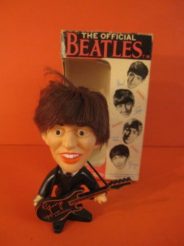 REMCO George Harrison THE BEATLES 1964 Mint + BOX