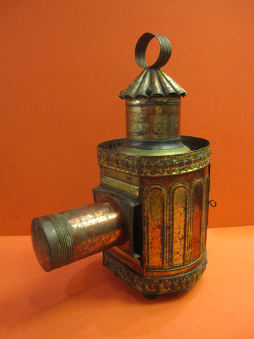 LAPIERRE RICHE Magic lantern Laterna magica 1880