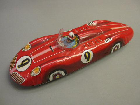 Japan Record Car AVUS AUTO UNION C Type 1937 Friction 1960