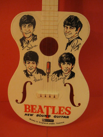 SALCOL New Sound Guitar THE BEATLES 1964