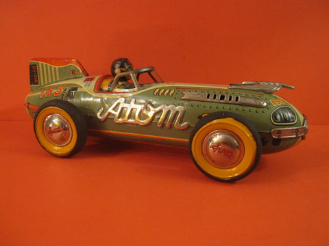 YONEZAWA ATOM Racer #153 Made in Japan 1950