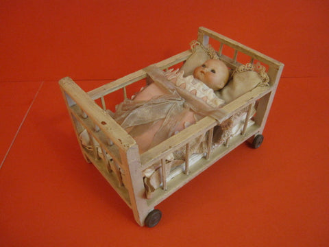 ARMAND MARSEILLE Dream baby bisque doll
