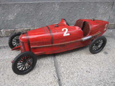 CIJ ALFA ROMEO P2 Racing car Circa 1925