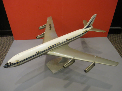 EXTRA LARGE BOEING 707 AIR FRANCE Travel Agency Model