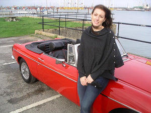 Helen Gascoigne: the UKs first classic car, lady Auctioneer!