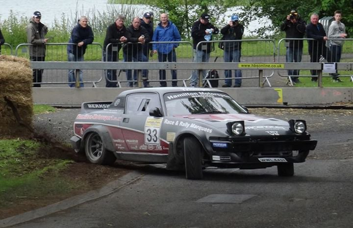 Lurgan Park Rally Report 2016