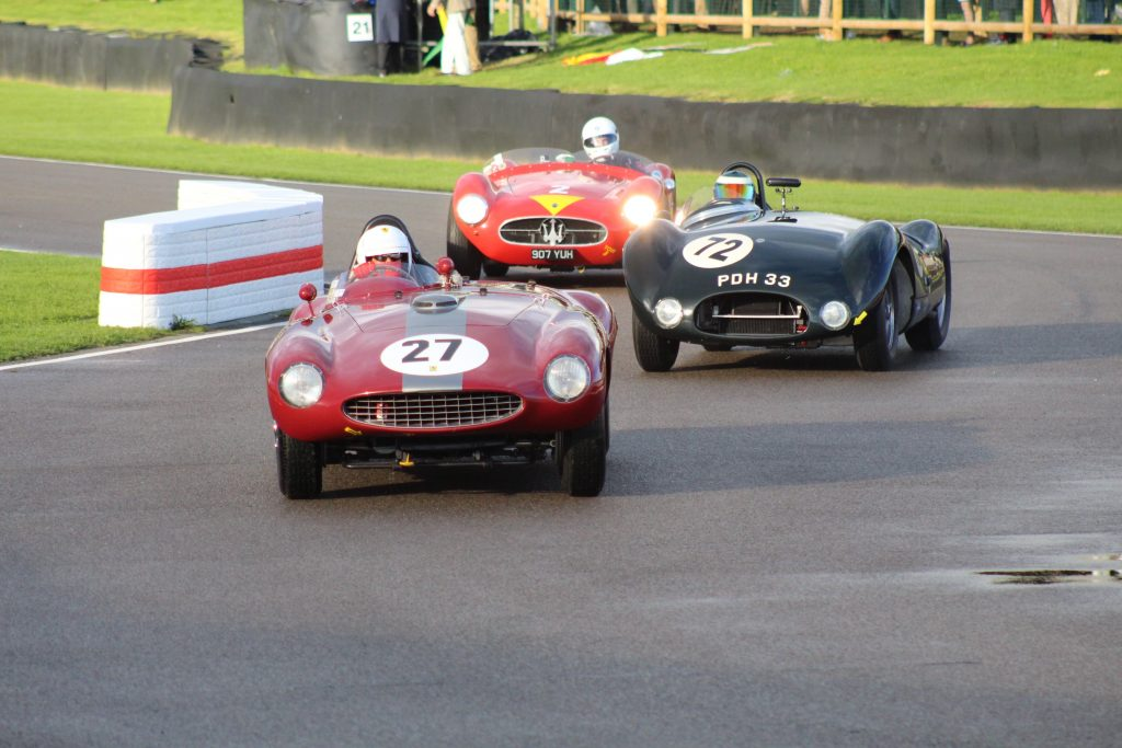 Goodwood Revival 2017 event report.