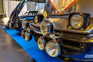 Event report: The Practical Classics Classic Car & Restoration Show and National Car Club Awards.