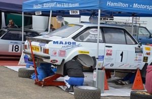 Hamilton Classic help raise £12,101 at the Abingdon CAR-nival 2017