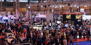 Record breaking weekend at NEC Classic Motor Show 2015