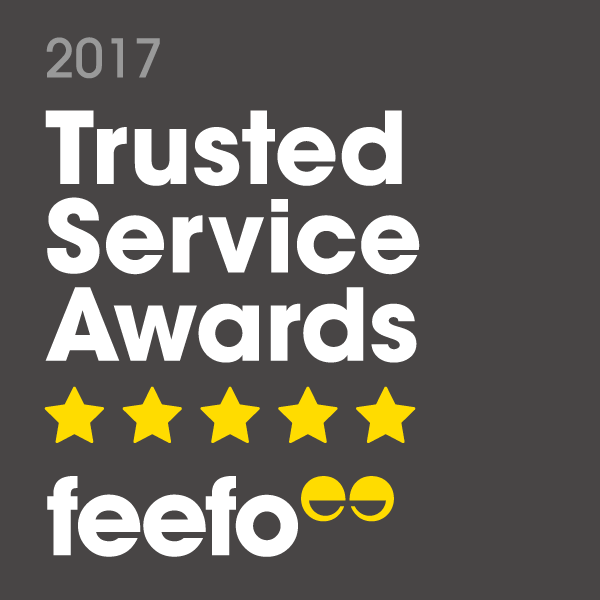 Hamilton Classic and Motorsport Awarded Feefo Gold Trusted Service Award 2017