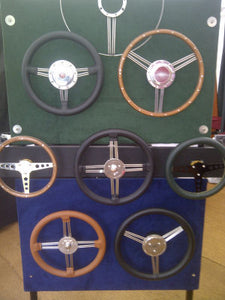 Moto-Lita Steering Wheels & ETB Guages
