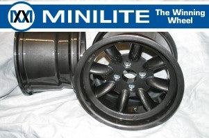 Minilite and Revolution Wheels