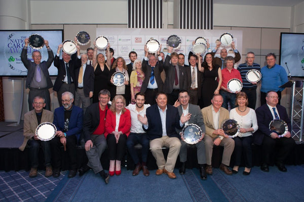 Winners of National Car Club Awards