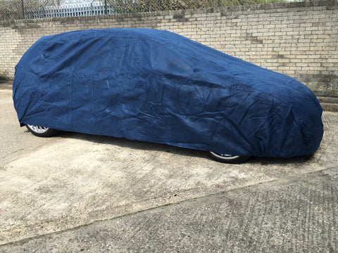 Indoor Car Covers - Supertex Hatchback Medium Size STHBM