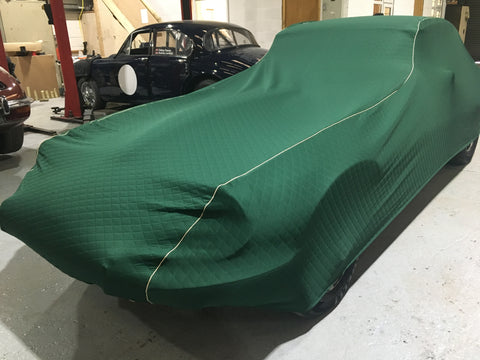Indoor Luxury Diamond Fitted Car Covers