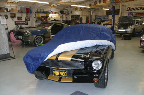Indoor Car Covers - Supertex Large Sportscars STSXL