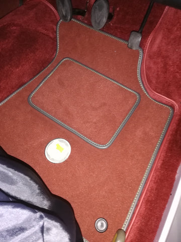 Premier Bespoke Fitted Car Mats