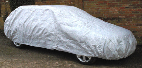 Outdoor Car Covers - Extra Large Estate Car All Weather Moltex Material