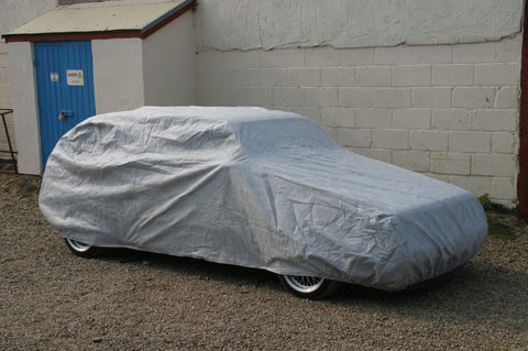 Moltex Outdoor Car Covers - Saloon Car MTA