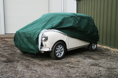 Indoor Car Covers - Supertex Classic Mini / Fiat 500 STA-O