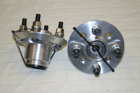 TR7 Alloy Front Wheel Hubs