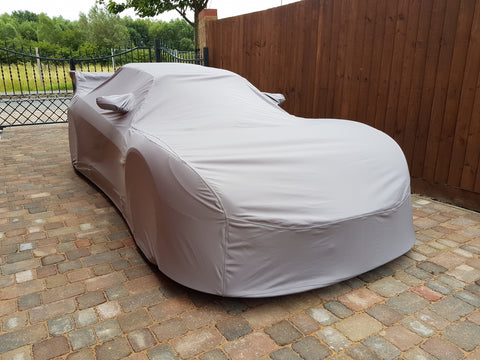 Outdoor Bespoke Fitted Car Cover Size3