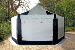 Hexagon Professional Marquee 6 x 6 m