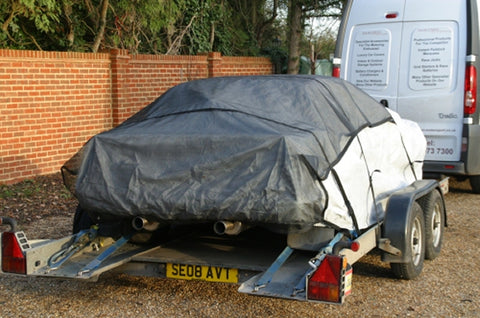 Trailer Hugger Car Cover