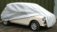Moltex Outdoor Car Covers - Saloon Car MTE