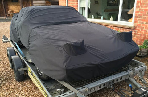 Fitted Trailer Cover