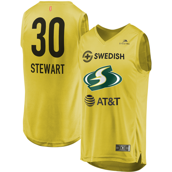 Youth 2019 Stewart Replica Jersey