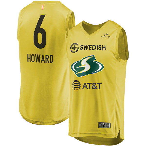 2019 Howard Replica Jersey