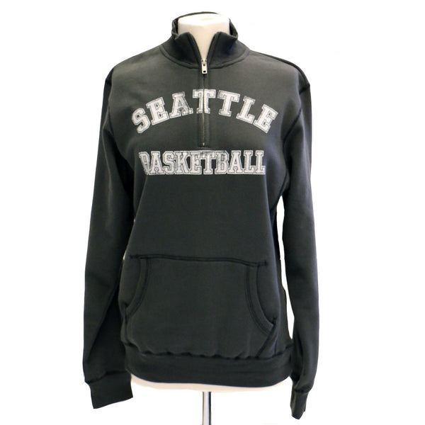 Seattle Basketball 1/4 Zip
