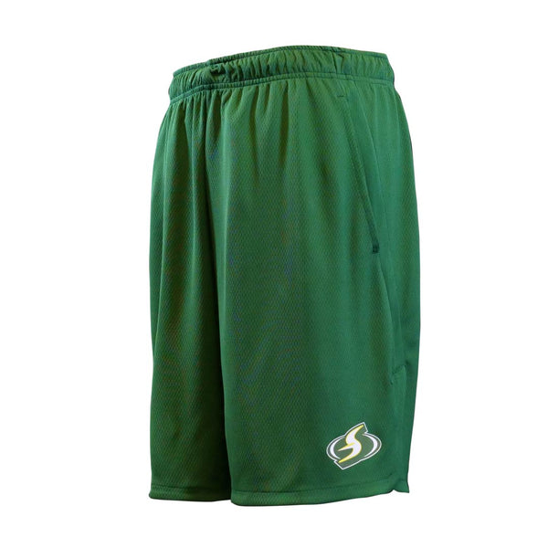 Green Gym Shorts