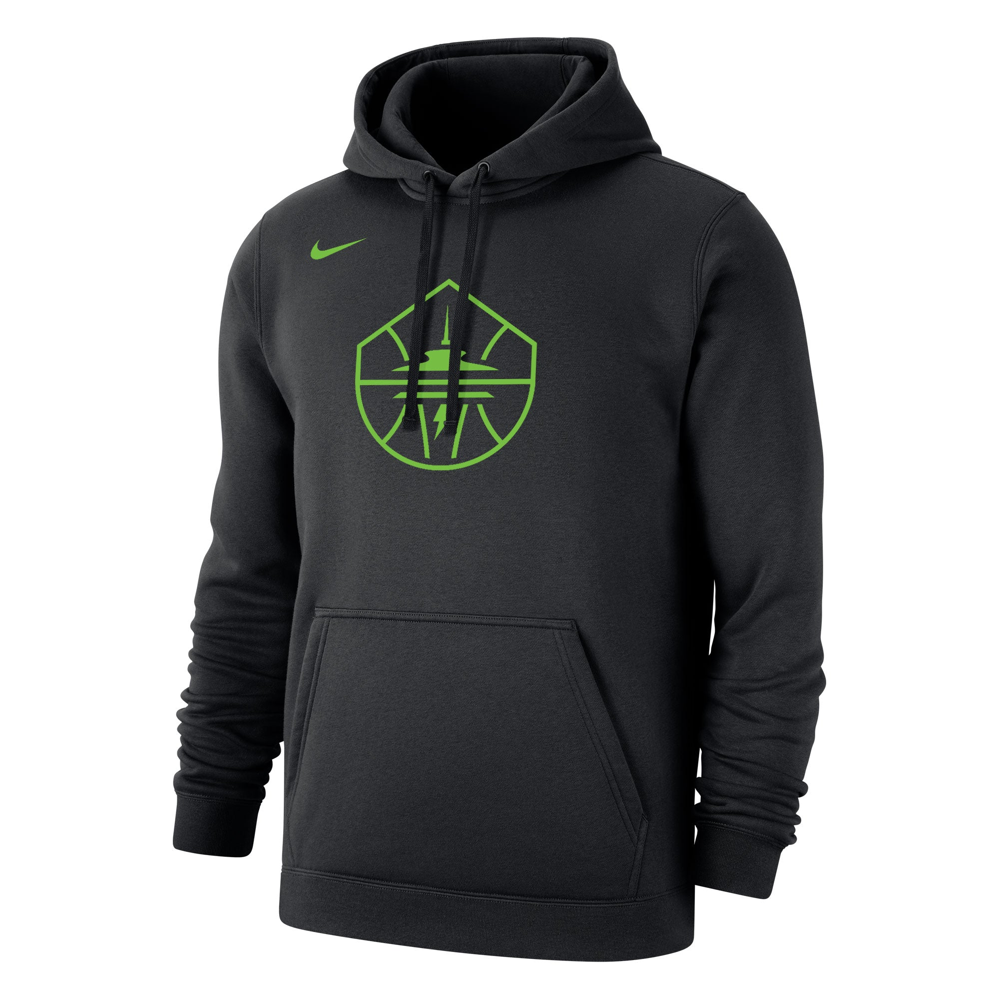 Neon Icon Hoodie