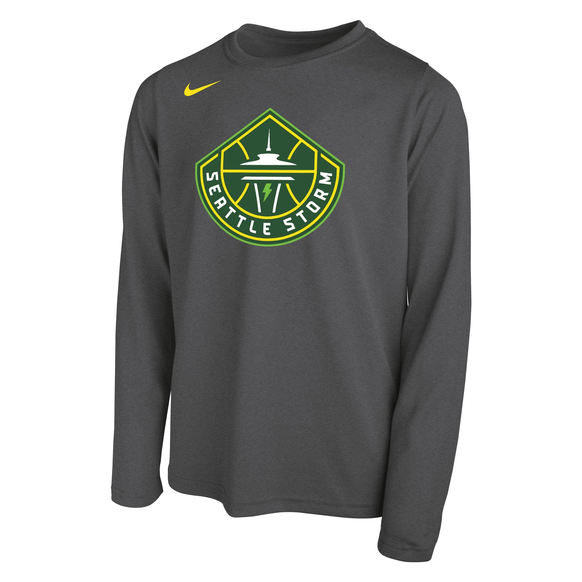 Youth Dri-fit Global Long Sleeve