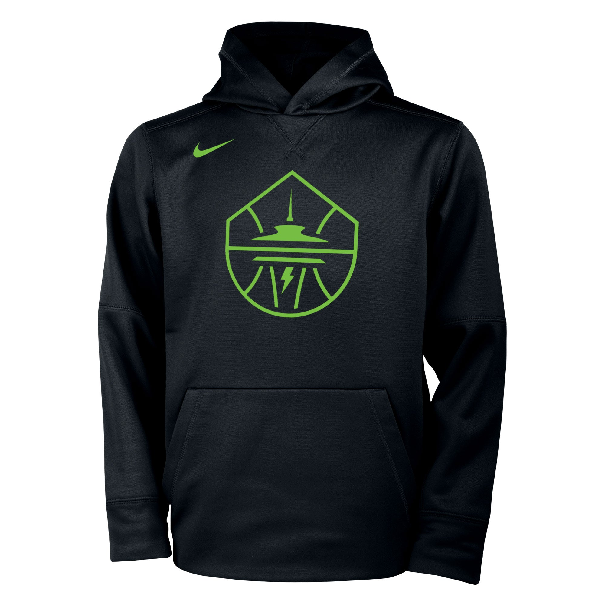 Youth Neon Icon Hoodie