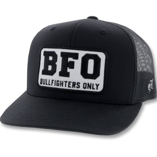 Hooey BFO Black Bullfighters Only Hat