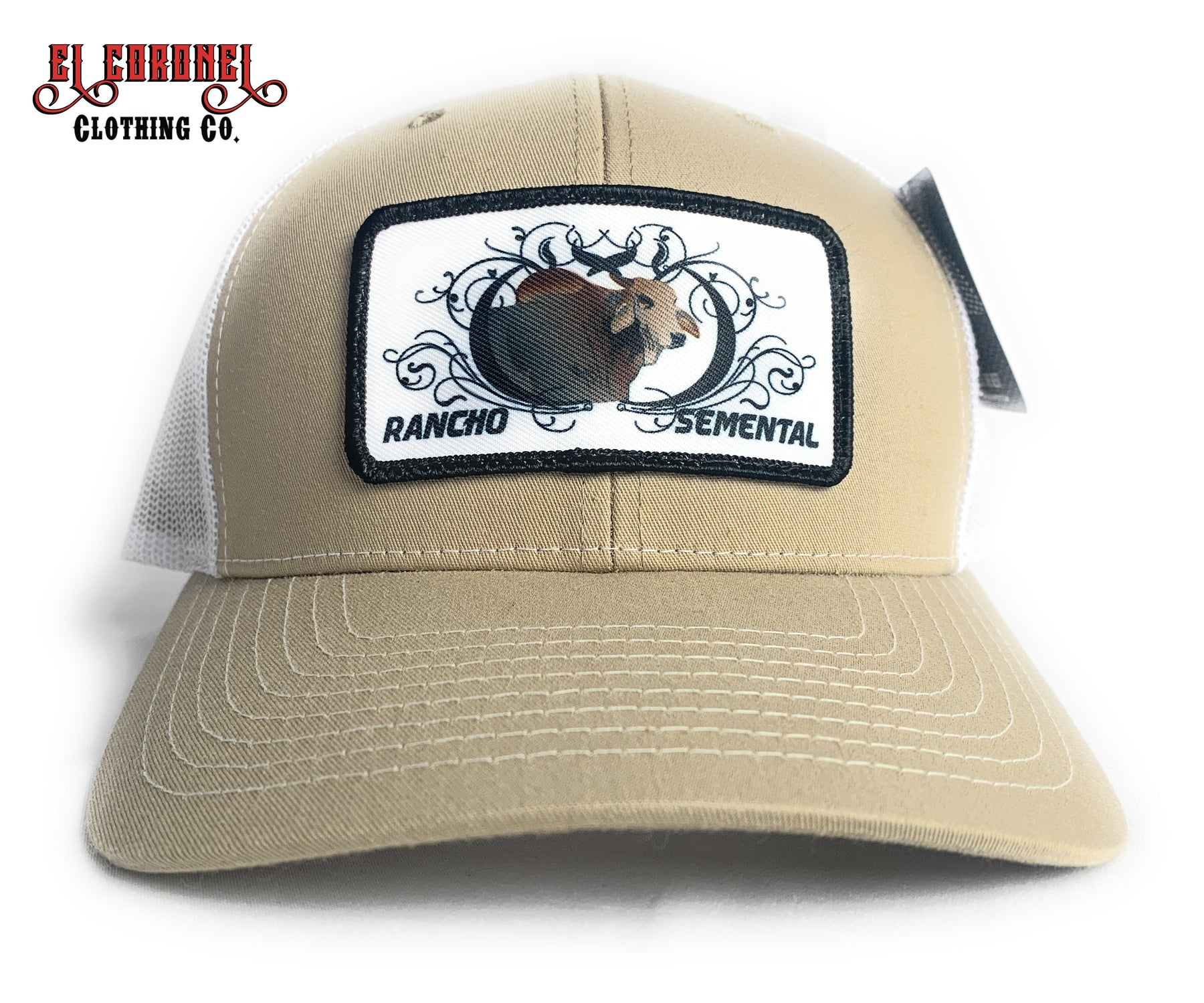 Rancho Semental Cap In Tan