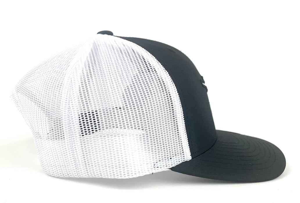 HOOey Resistol - Trucker American Feather Cap