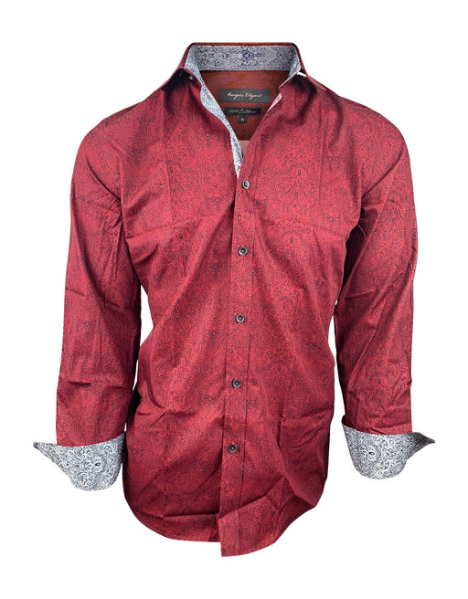 Camisa Ranger's Elegant Collection Estilo Tarsus