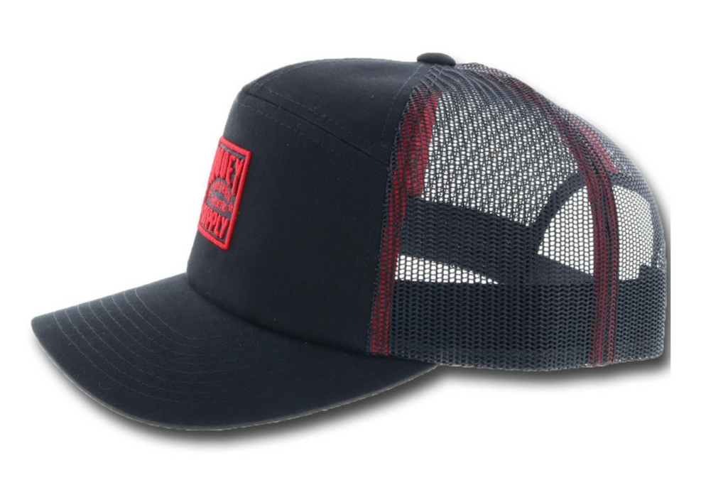 Mid-Profile 7 Panel Snapback OSFA (One Size Fits All)